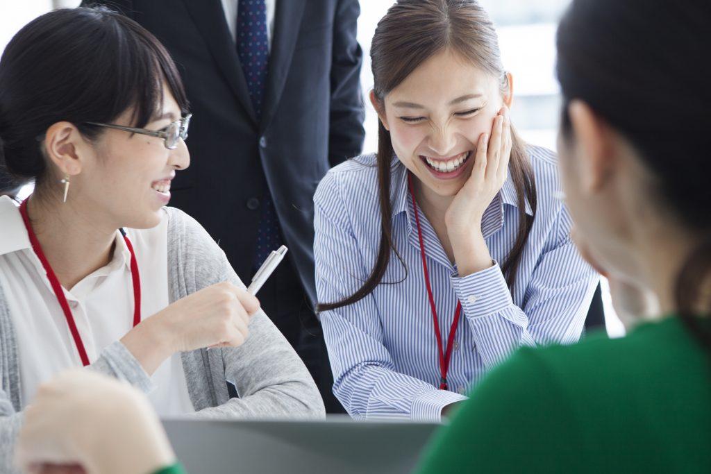 Women feel rewarding to work